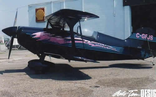airplane graphics